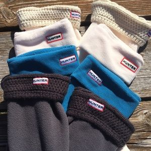 Bundle of 4 Hunter Boot Socks